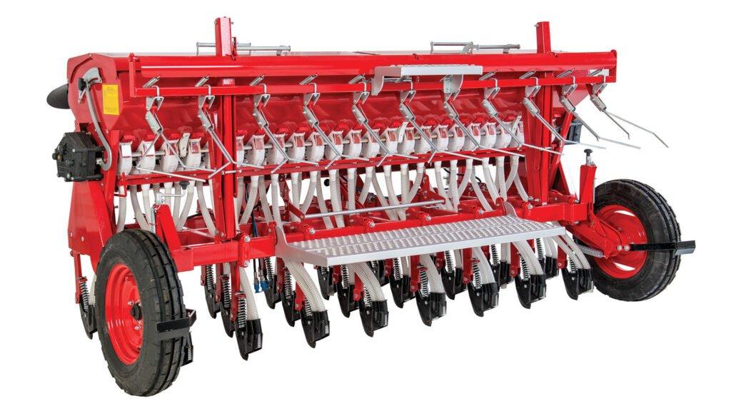 Başak-Traktör-Üniversal Ekim Makinası (Uçtan Yaylı Baltalı)