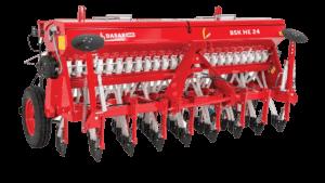 Başak-Traktör-Üniversal Ekim Makinası (Uçtan Yaylı Baltallı)