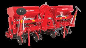 Basak-Traktör-Pnömatik Hassas Ekim Makinası (Çift Diskli)